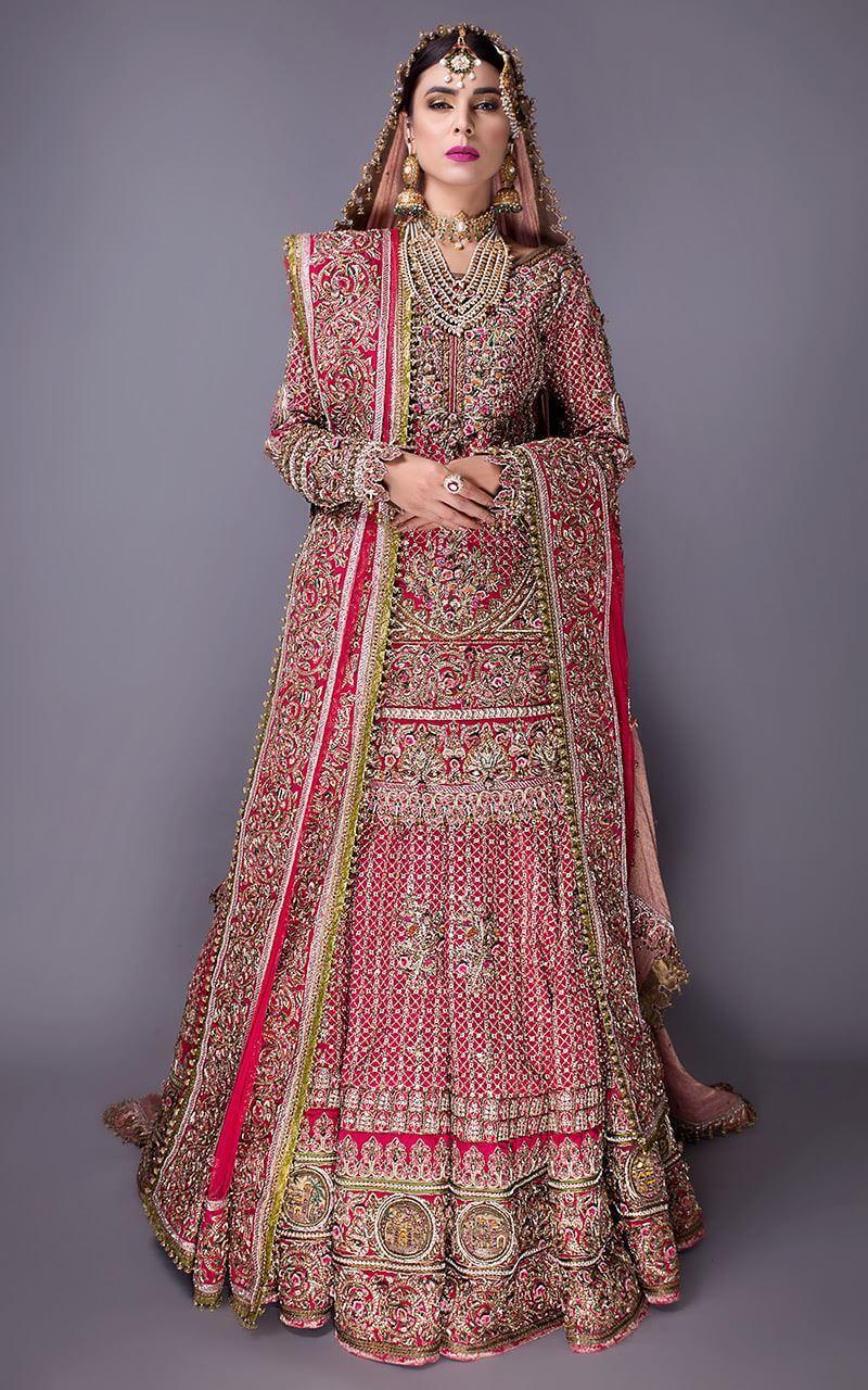 Fahad Hussayn Bridal Collection