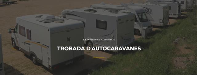 Capçalera de la TRobada d'Autocaravanes 2019