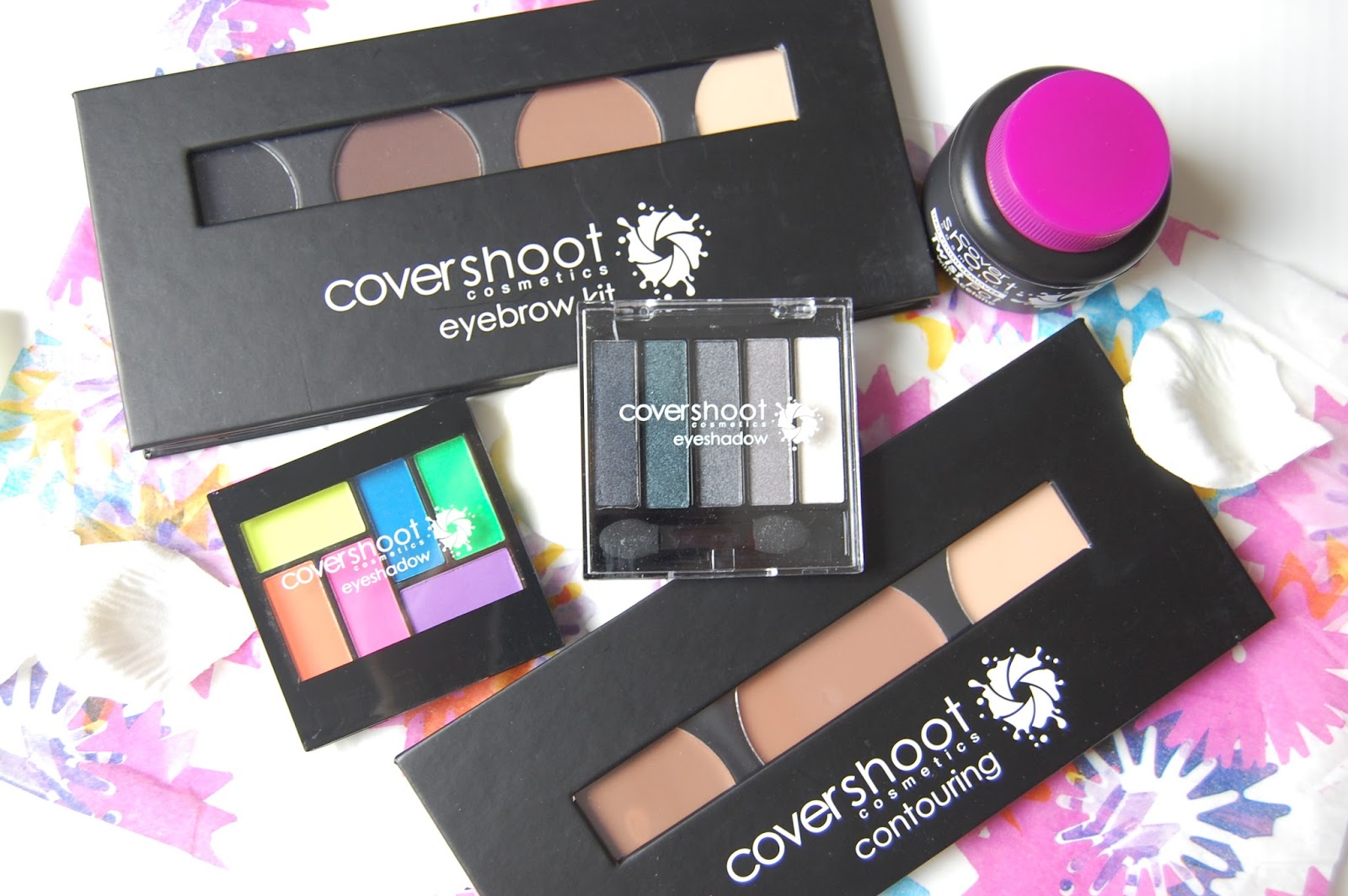 See my Covershoot Cosmetics review of their range