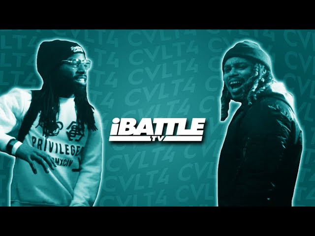 iBattle TV Presents: Lu Cipher vs Brixx Belvy