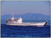 Red plovidbe Jadrolinija, trajekti i katamaran Makarska Sumartin slike otok Brač Online
