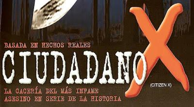Ciudadano X (1995)