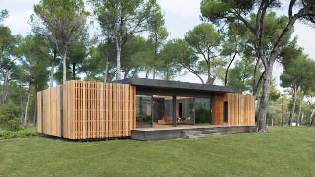 Construye tu casa estilo lego en pocas semanas