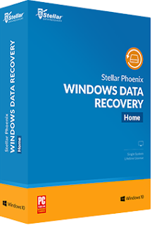 Stellar Phoenix Windows Data Recovery 7 Home Free Registration with License Serial Key
