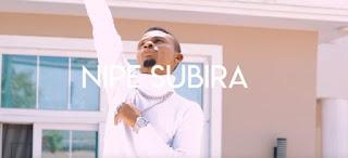 Video Golden Dee – Nipe Subira Mp4 Download