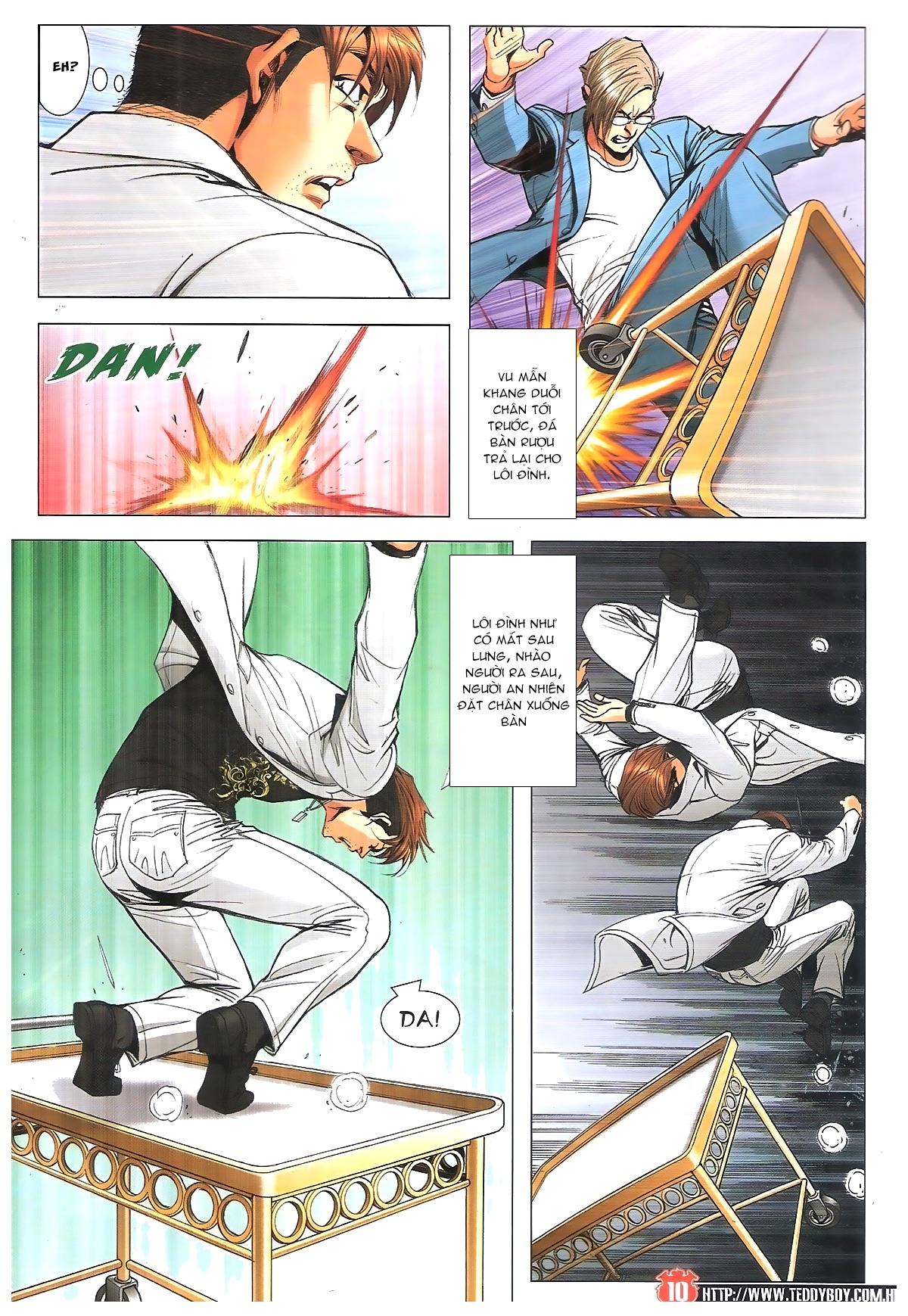 Người Trong Giang Hồ chapter 1889: power thật sự trang 9