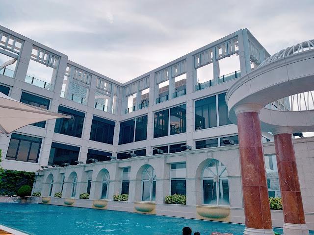 我們的  staycation 2 - 尖沙咀帝苑酒店