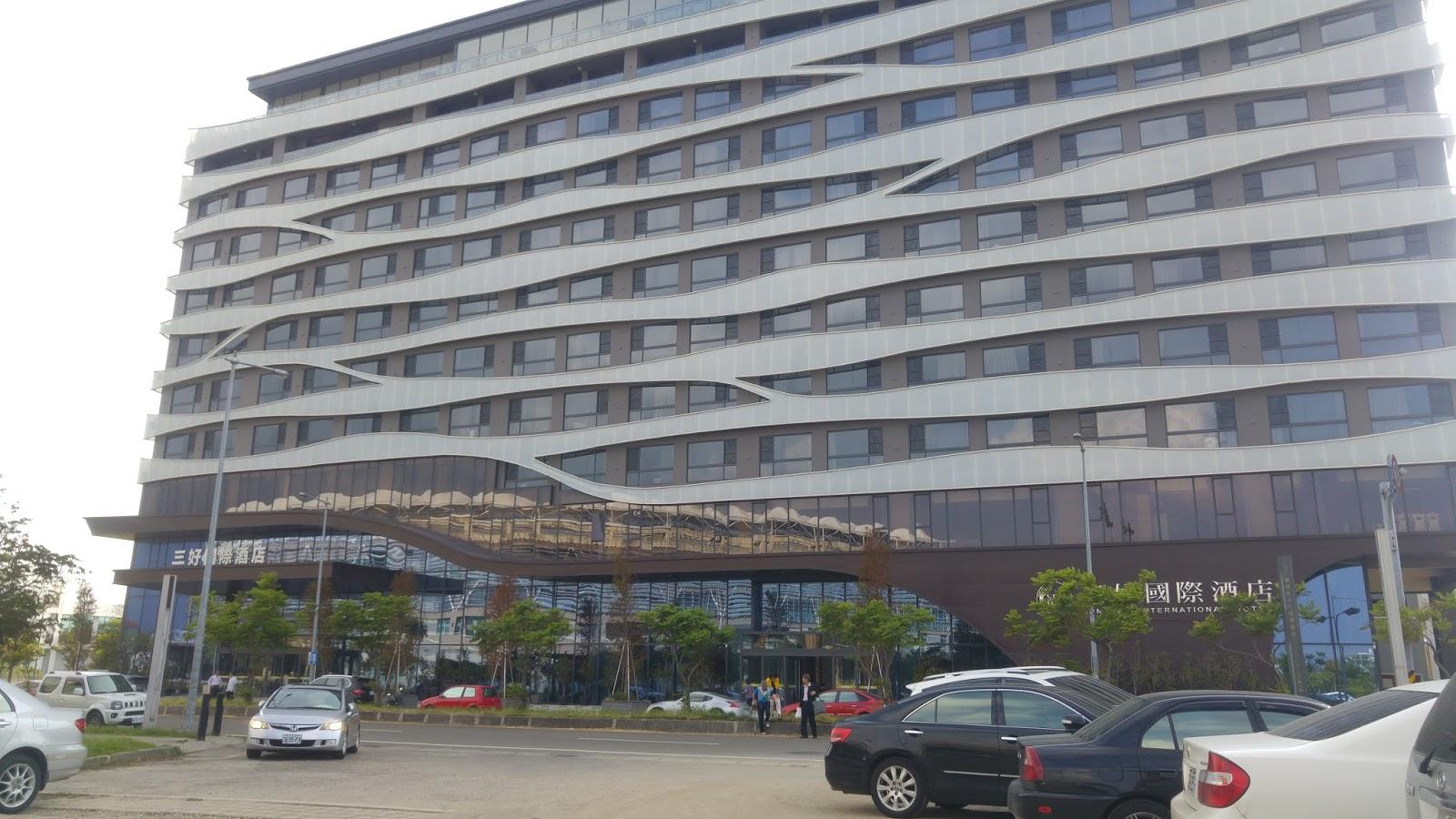斗六食記-吃喜酒在《三好國際酒店》,位置在斗六棒球場旁邊,停車滿方便
