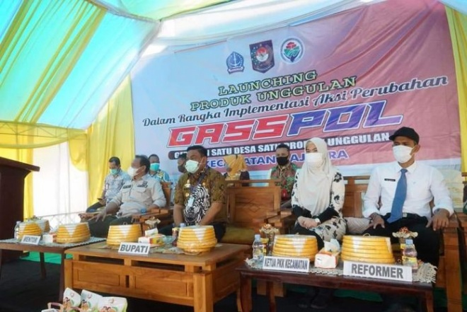 Kecamatan Kajuara Gagas Program Satu Desa Satu Produk Unggulan