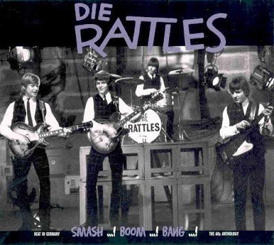Die Rattles -  Singles A&B 2CD  (1963 - 1969)