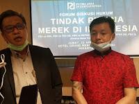 Advokat Salim Halim, SH Dukung Diskusi Tindak Pidana Merek di Indonesia FDX vs FDX & FDX vs FDX Oil : di Mana Dasar hukumnya?