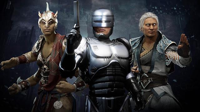 Análisis de Mortal Kombat 11 Aftermath en PS4 - Personajes