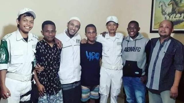 Datangi Markas Laskar FPI Kota Malang, Mahasiswa Papua Minta Perlindungan