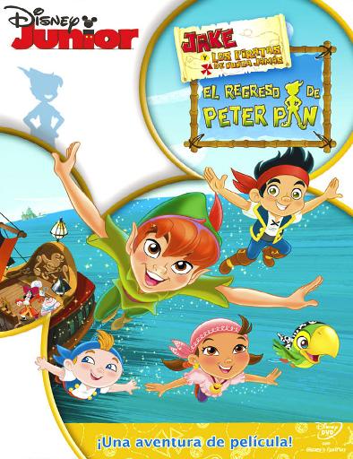 ver Jake y los piratas del país de nunca jamás: Peter Pan regresa (2012) Online