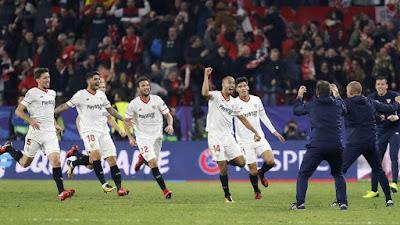 Crónica Sevilla FC 3 - Liverpool 3