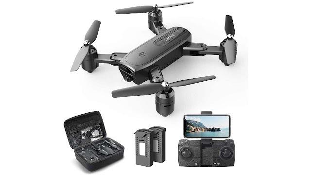 DEERC D30 Foldable Drone