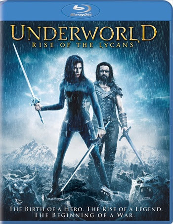 Underworld Rise of The Lycans 2009 480p 300MB BRRip Dual Audio