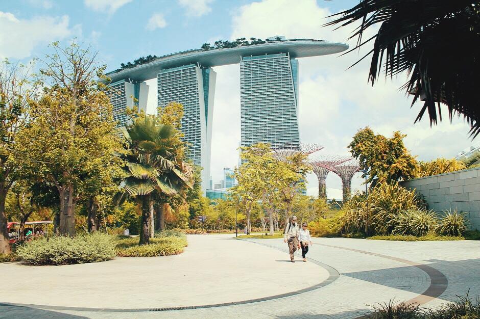 vedere singapore in 2 giorni marina bay