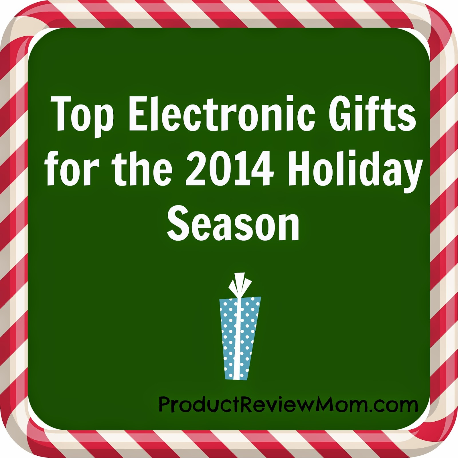 Top Electronic Gifts for the 2014 Holiday Season #HolidayGiftGuide via www.productreviewmom.com