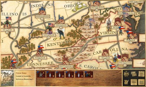 Download Victory and Glory The American Civil War SKIDROW Free For PC