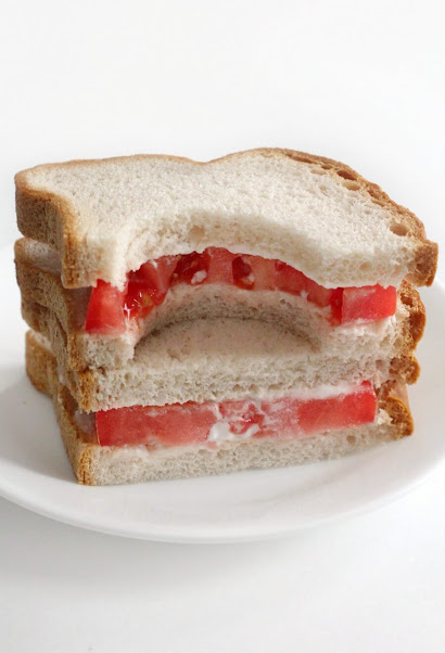 Gluten-Free Southern Tomato Sandwich
