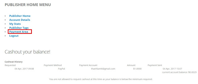 cpmbux payment proof