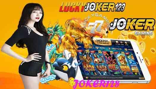 JOKER128 JUDI SLOT ONLINE TERLENGKAP