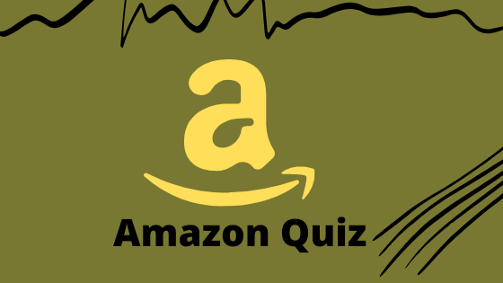 Amazon quiz answers 26 February