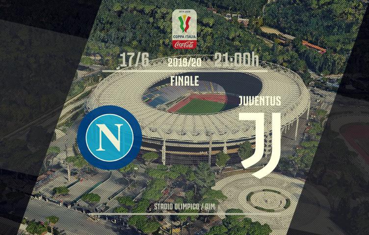 Coppa Italia 2019/20 / finale / Napoli - Juventus, srijeda, 21:00h