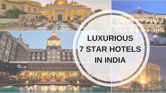 Best Luxury Hotel in India