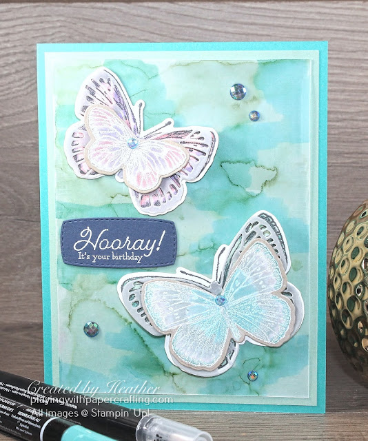 butterfly brilliance with alcohol blend 2