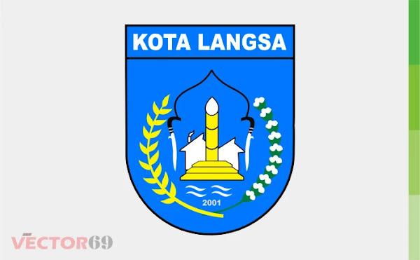 Kota Langsa Logo - Download Vector File CDR (CorelDraw)