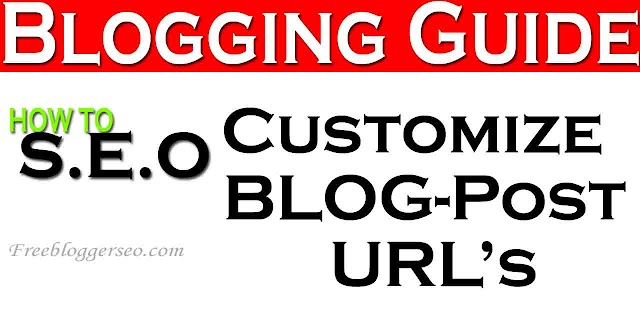 How to Create SEO Friendly Blog Post URLs 2020