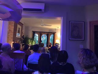 Concert at the Casa Phoenix