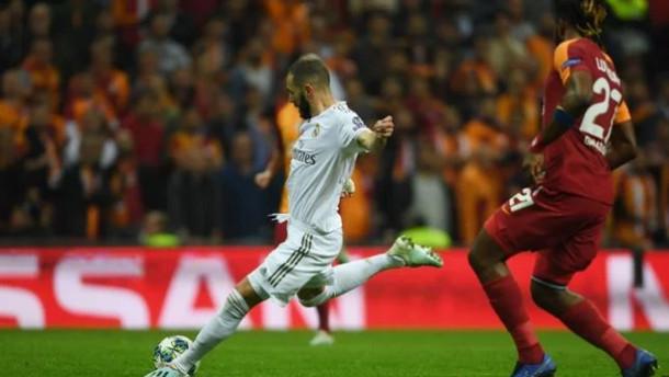 تقييم لاعبي ريال مدريد بعد الفوز على جلطة سراي