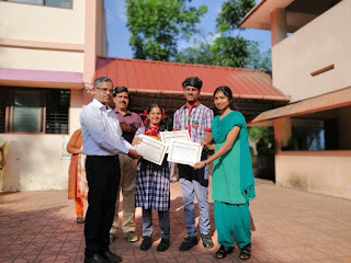 Project by Ananya and Nakul C Selected for National Children's Science Congress Open Nationals