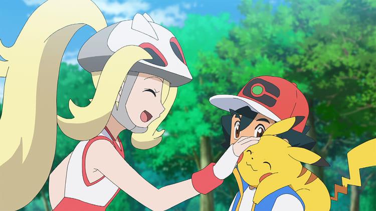 Capitulo 25 Serie Pokémon Temporada 23