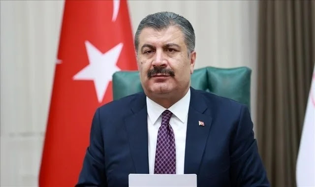 وزير الصحة التركي: لم نرصد أي إصابة بسلالة كورونا الجديدة