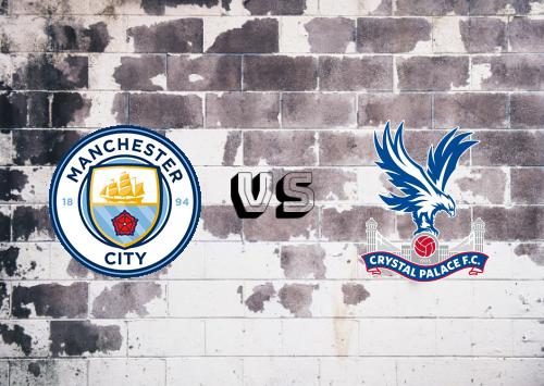 Manchester City vs Crystal Palace  Resumen y Partido Completo