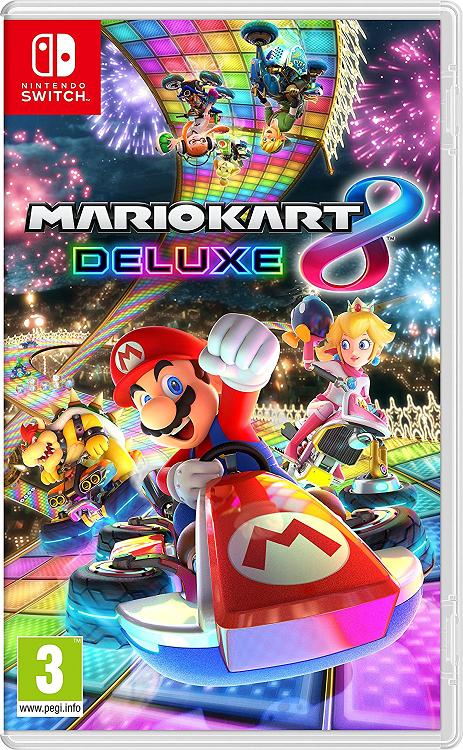 Mario kart 8 Deluxe NSP Switch