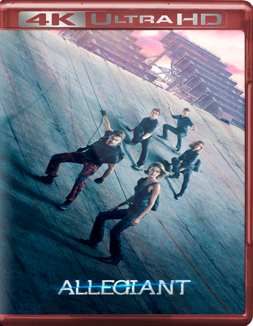 The Divergent Series: Allegiant [2016] [UHD] [2160p] [Latino]