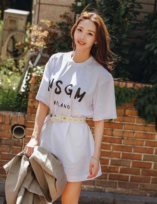 Korean Model Fashion Nae Ri Jang