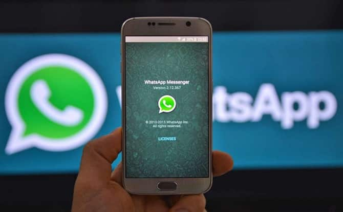 Smartphones, whatsapp, modelos