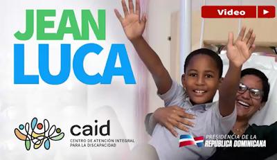Vídeo; Jean Luca; Caid Es Amor