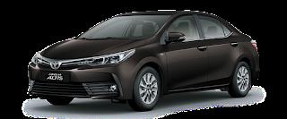 gia xe Corolla Altis Toyota Hung Vuong