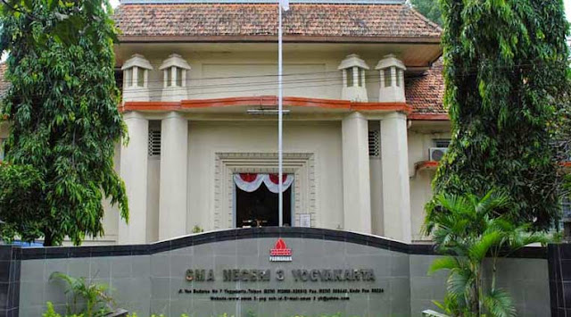 SMA Favorit di Yogyakarta