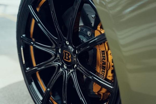 Brabus y Fostla Mercedes AMG GT 63 S