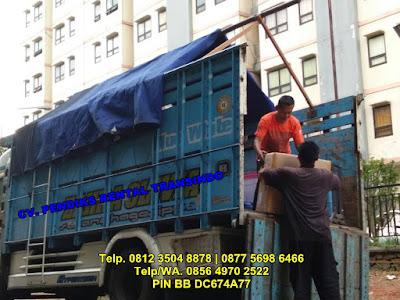 Angkutan Truk Jakarta Semarang