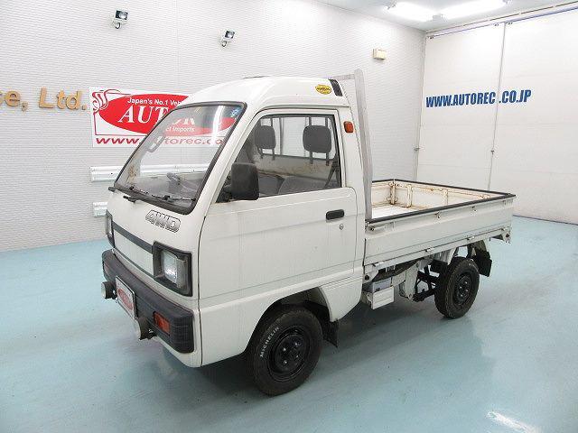 19523A7N8 1986 Suzuki Carry 4WD