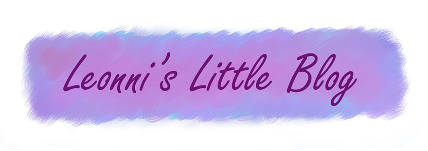 Leonni's Little Blog